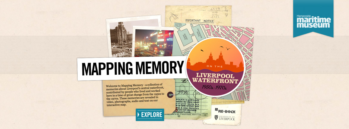 Mapping Memory - National Museums Liverpool